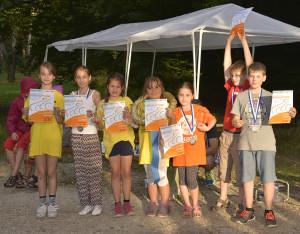 Die frisch gebackenen Bayerischen Meister in der Juniorklasse