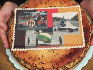 Kuchen mit Bildern